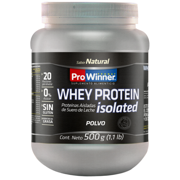 Whey Protein Isolated nat.